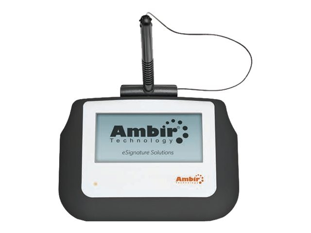 Ambir ImageSign Pro 110 Serial Signature
