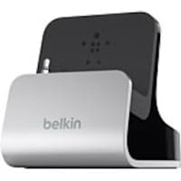 Belkin Cradle with Audio Port for iPhone 5, F8J057BT, 16996498, Cellular/PCS Accessories - iPhone