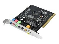 Siig Soundwave 7.1 PCI Sound Card, IC-710012-S2, 8976745, Sound Cards