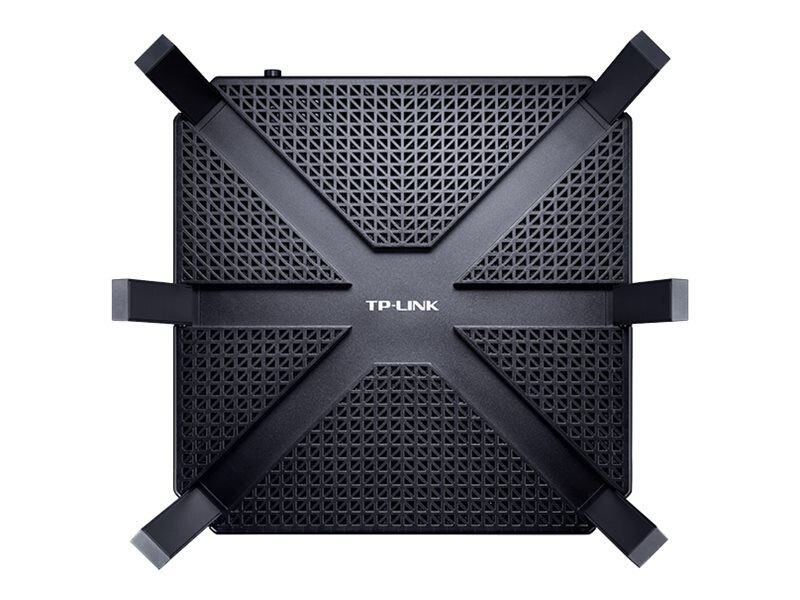 TP-LINK AC3200 Wireless Tri-Band Gigabit Router, ARCHER C3200