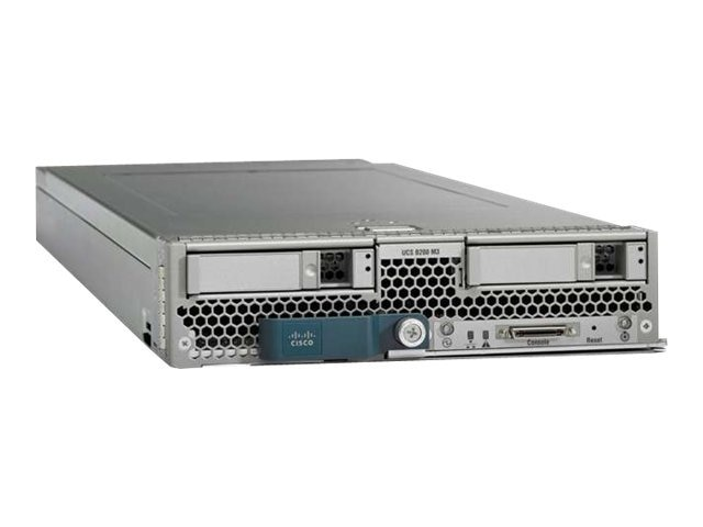 Cisco B200 M3 Blade Server w o CPU, RAM, HDD, mLOM Mezzanine Cards
