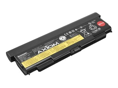 Axiom Li-Ion 9-Cell Notebook Battery for Lenovo 0C52864, 0C52864-AX, 16542736, Batteries - Notebook