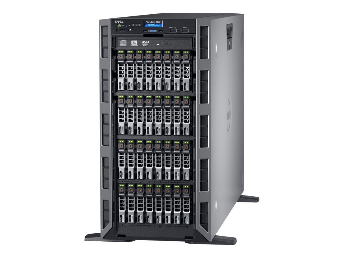 Dell PowerEdge T630 Intel 2.4GHz Xeon, 463-3740, 18234972, Servers