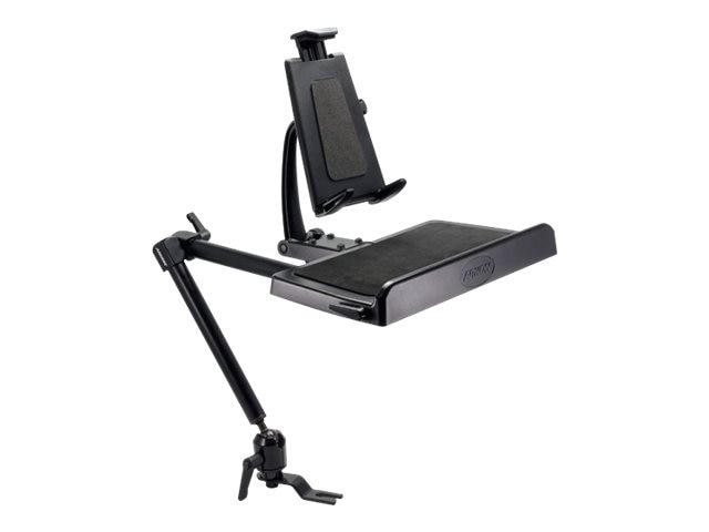 Arkon Heavy-Duty Tablet and Keyboard Tray Combo Car Mount