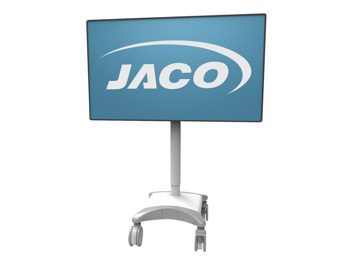 PerfectView Height Adjustable Large Screen Presentation Cart