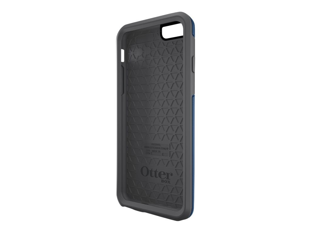 OtterBox Symmetry Series Case for iPhone 6, Blue Print