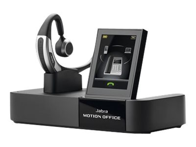 Jabra Motion Office GSA BT Headset, GSA6670-904-105
