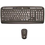 Lenovo Wireless Desktop MK320 Keyboard, Mouse, 2.4GHz (Logitech)