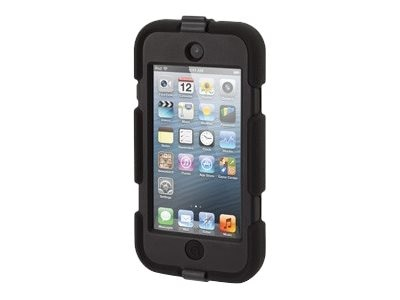 Griffin Survivor for iPod Touch 5, Black, GB35694-3, 17750431, Carrying Cases - iPod
