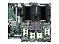 Supermicro Motherboard, 7300, Quad Xeon HC, 1066MHz, Prprtry, Max 192GB, 2PCIEX8, PCIEX4, PCIX, GBE, Vid, SATA, X7QCE-O, 10690906, Motherboards