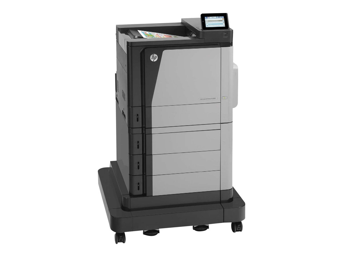 HP Color LaserJet Enterprise M651xh Printer (VPA)
