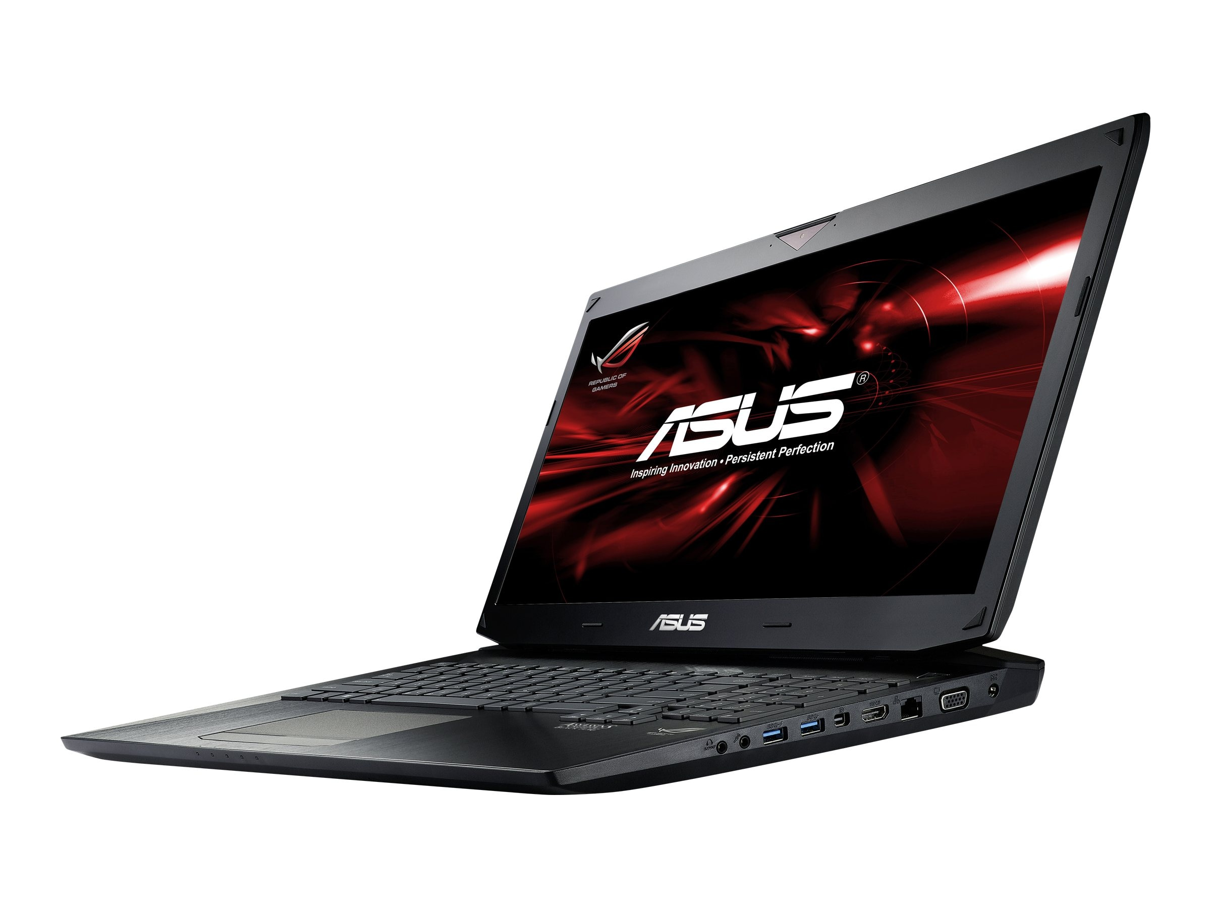 Asus G750JX-RB71 Notebook Core i 17.3 FHD Black, G750JX-RB71, 15699467, Notebooks