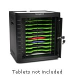 Kensington Charge and Sync Cabinet for 7 to 10 Tablets