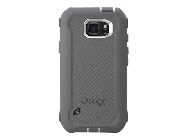 OtterBox Defender Series for Samsung Galaxy S6 Active, Glacier