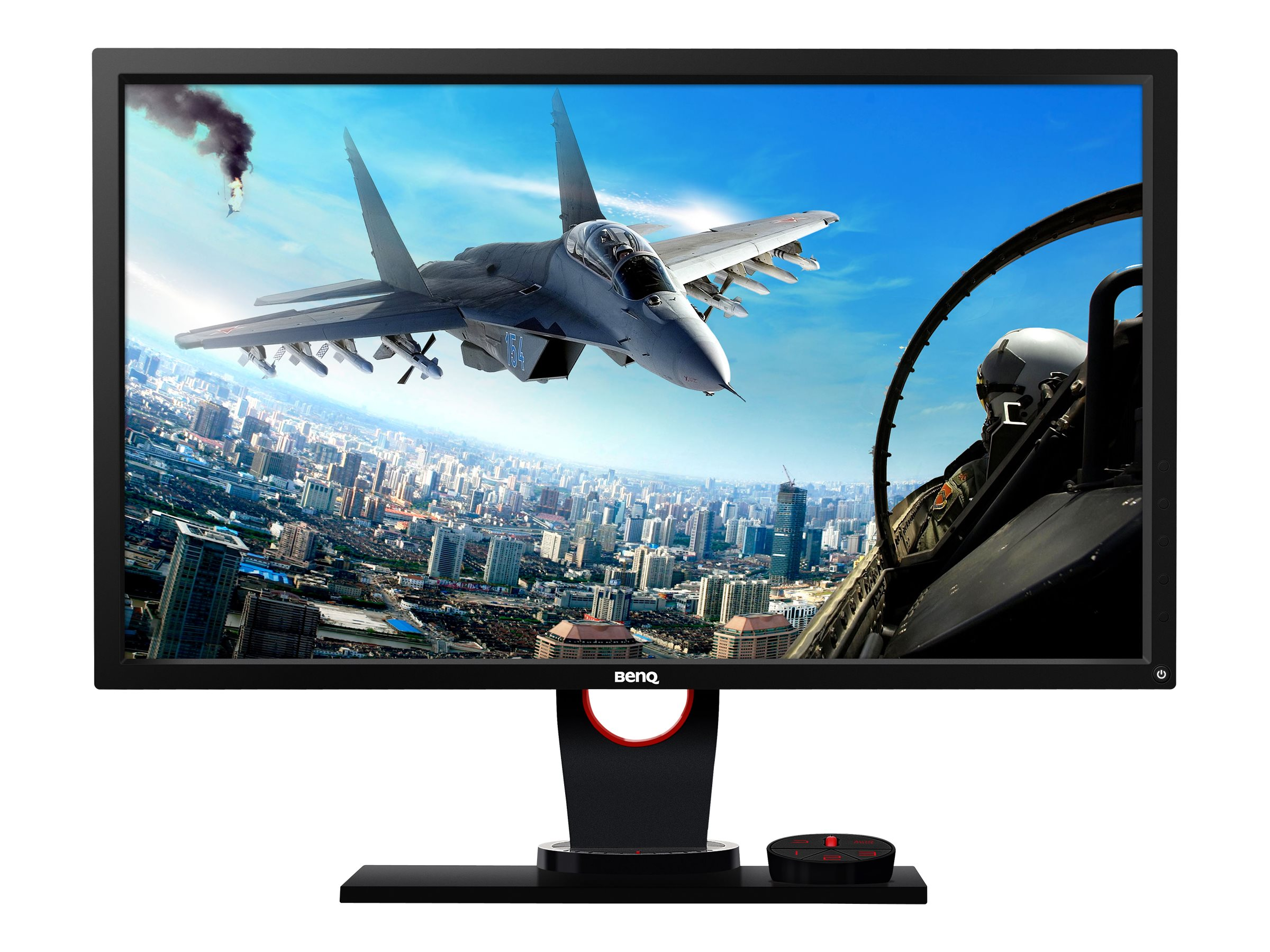 Benq 27 XL2730Z WQHD LED-LCD Gaming Monitor, Black, XL2730Z, 18587452, Monitors - LCD