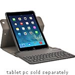 Griffin TurnFolio with Keyboard for iPad Air, Black