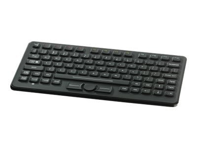 iKEY Slim Combo NEMA 4X Keyboard, Black, DP-860/IS, 9792083, Keyboards & Keypads