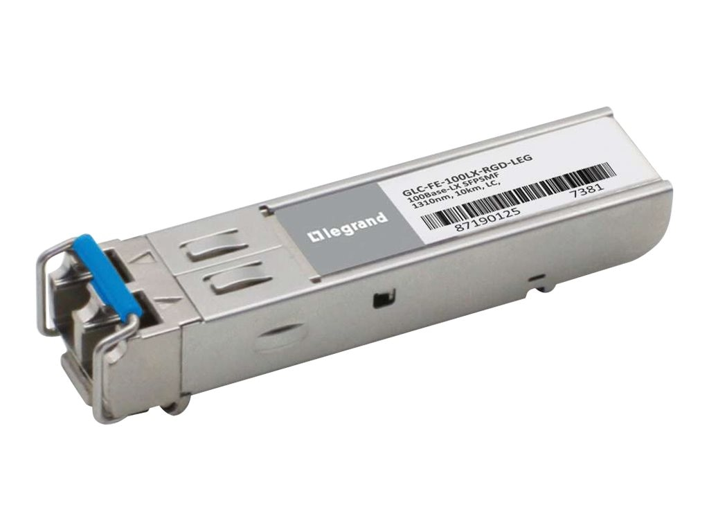 C2G Cisco GLC-FE-100LX-RGD Compatible 100Base Transceiver