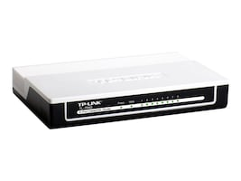 TP-LINK Advanced 8-Port Cable DSL Router, 1 WAN Port, 8 LAN Ports, TL-R860, 12623694, Broadband Routers