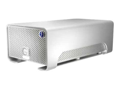 G-Technology 4TB G-RAID Thunderbolt External Hard Drive Array, 0G02289, 14273157, Hard Drives - External