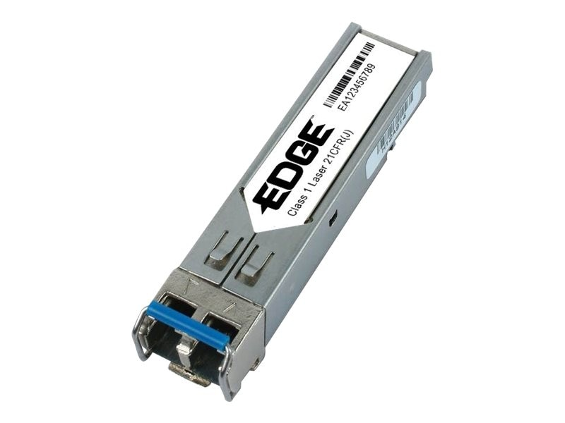 Edge SFP+ mini-GBIC 10G-Base-SR MMF Transceiver for Juniper, EX-SFP-10GE-SR-EDGE, 31901135, Network Transceivers