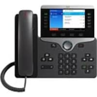 Cisco UC IP Phone 8851, CP-8851-K9=, 17456389, VoIP Phones