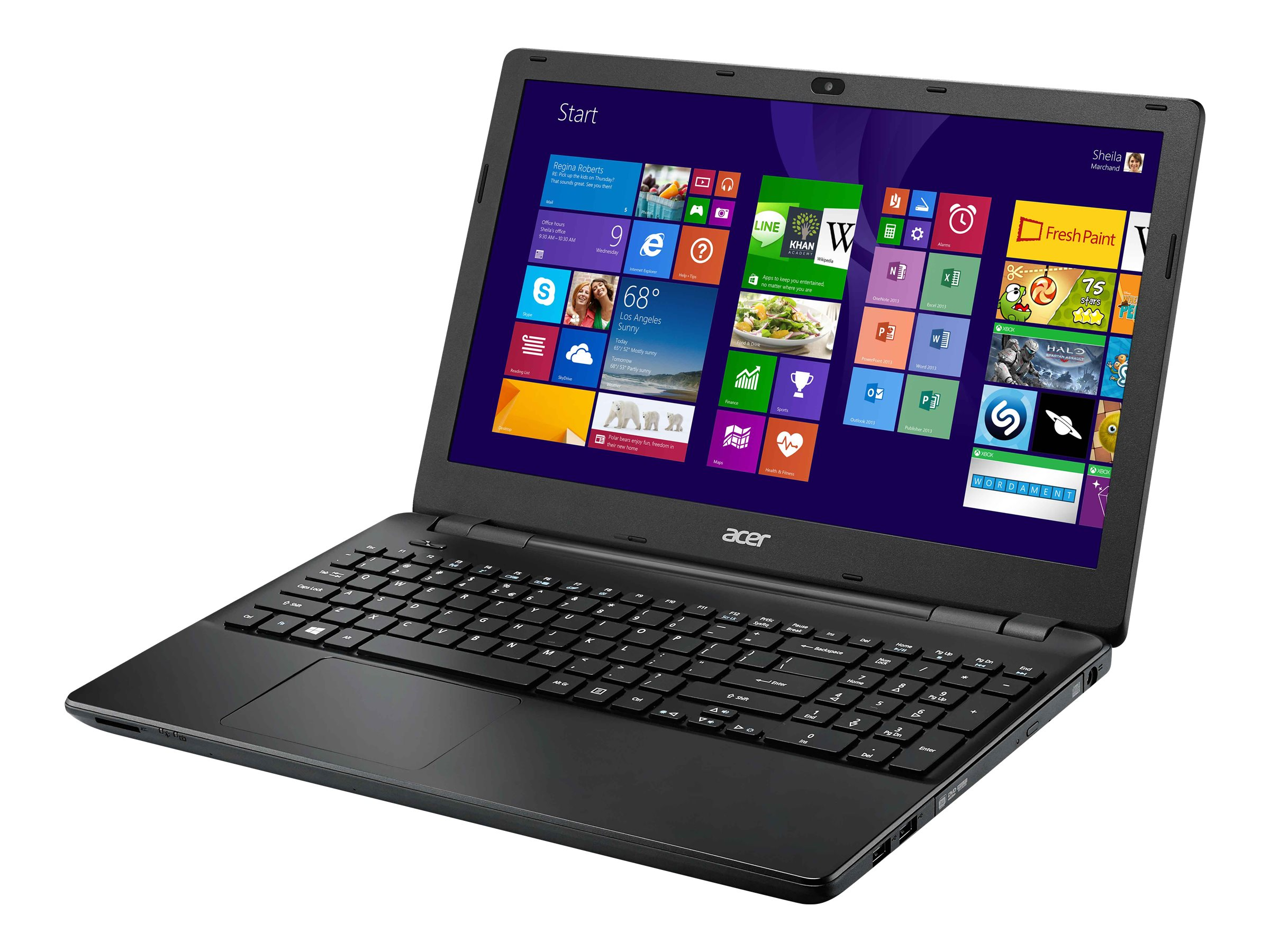 Acer Genuis Buy TravelMate P256-M-51Q1 1.7GHz Core i5 15.6in display, NX.V9MAA.006, 17771565, Notebooks