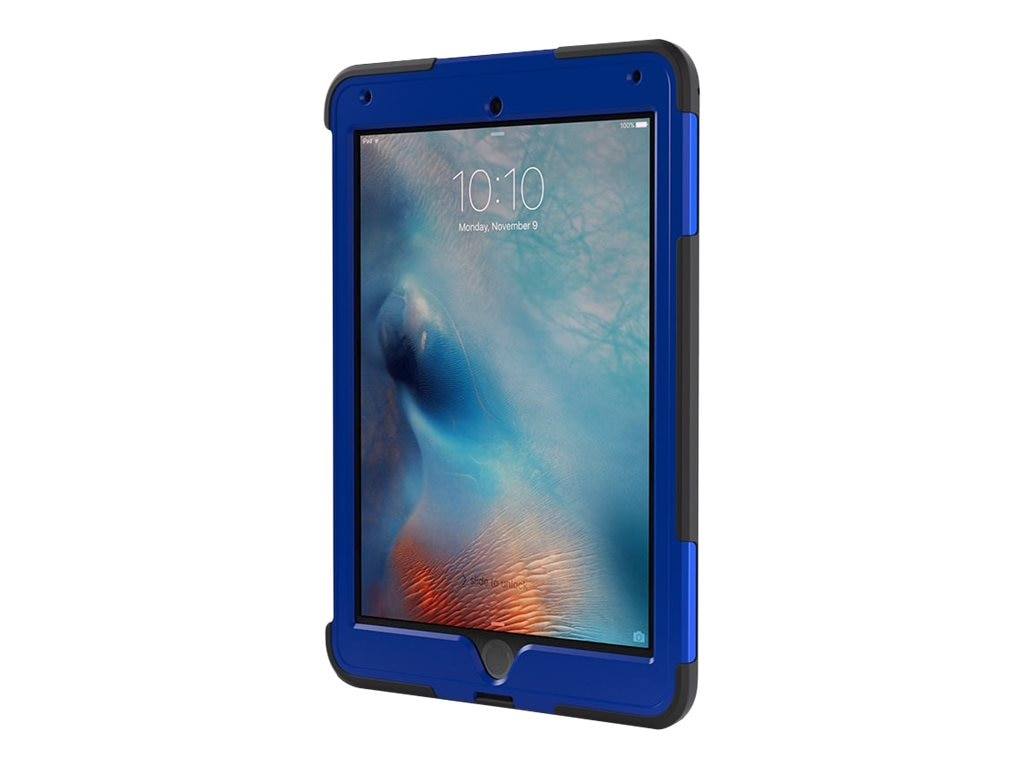 Griffin Survivor Slim iPad Pro 9.7, Black Blue