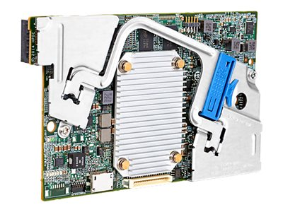 HPE Smart Array P246br 1GB FBWC 12Gb 4-ports Int SAS Controller, 726793-B21, 23511348, Controller Cards & I/O Boards
