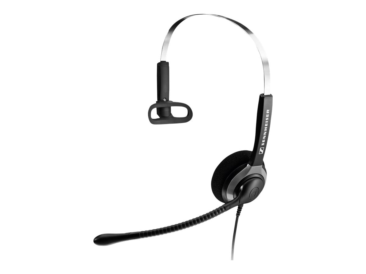 Sennheiser SH 230 Over-the-Head Minaural Corded Headset, 500222