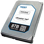 HGST 8TB UltraStar He8 SAS 12Gb s 512e TCG Encryption w  FIPS 3.5 Internal Hard Drives (20-pack)