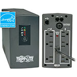 Tripp Lite POS Series 500VA 120V Tower Standby UPS (6) Outlets w  USB Port, TAA Compliant