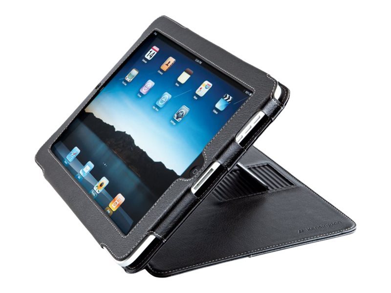 Kensington Folio Case for iPad, for iPad, iPad 2, K39337US, 12625489, Carrying Cases - Tablets & eReaders