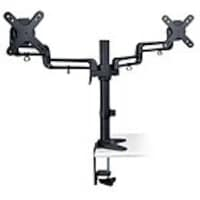Tripp Lite Dual Full-Motion Flex Arm Desk Clamp for 13 to 27 Displays, Monitors, Instant Rebate - Save $11, DDR1327SDFC, 17911169, Stands & Mounts - AV