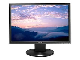 Asus 19 VW199T-P Widescreen LED-LCD Monitor with Speakers, Black, VW199T-P, 12344038, Monitors - LED-LCD
