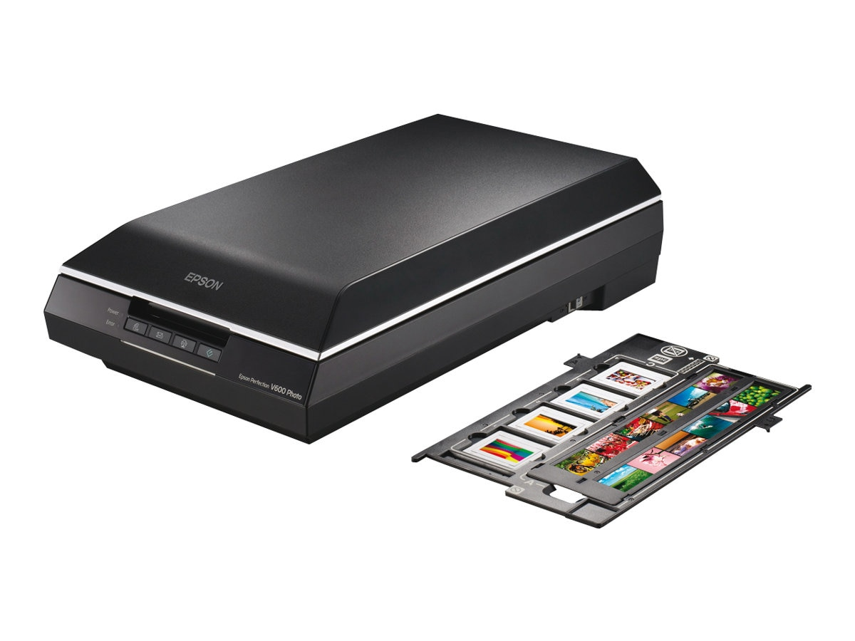 Epson Perfection V600 Photo Scanner, B11B198011, 10422995, Scanners