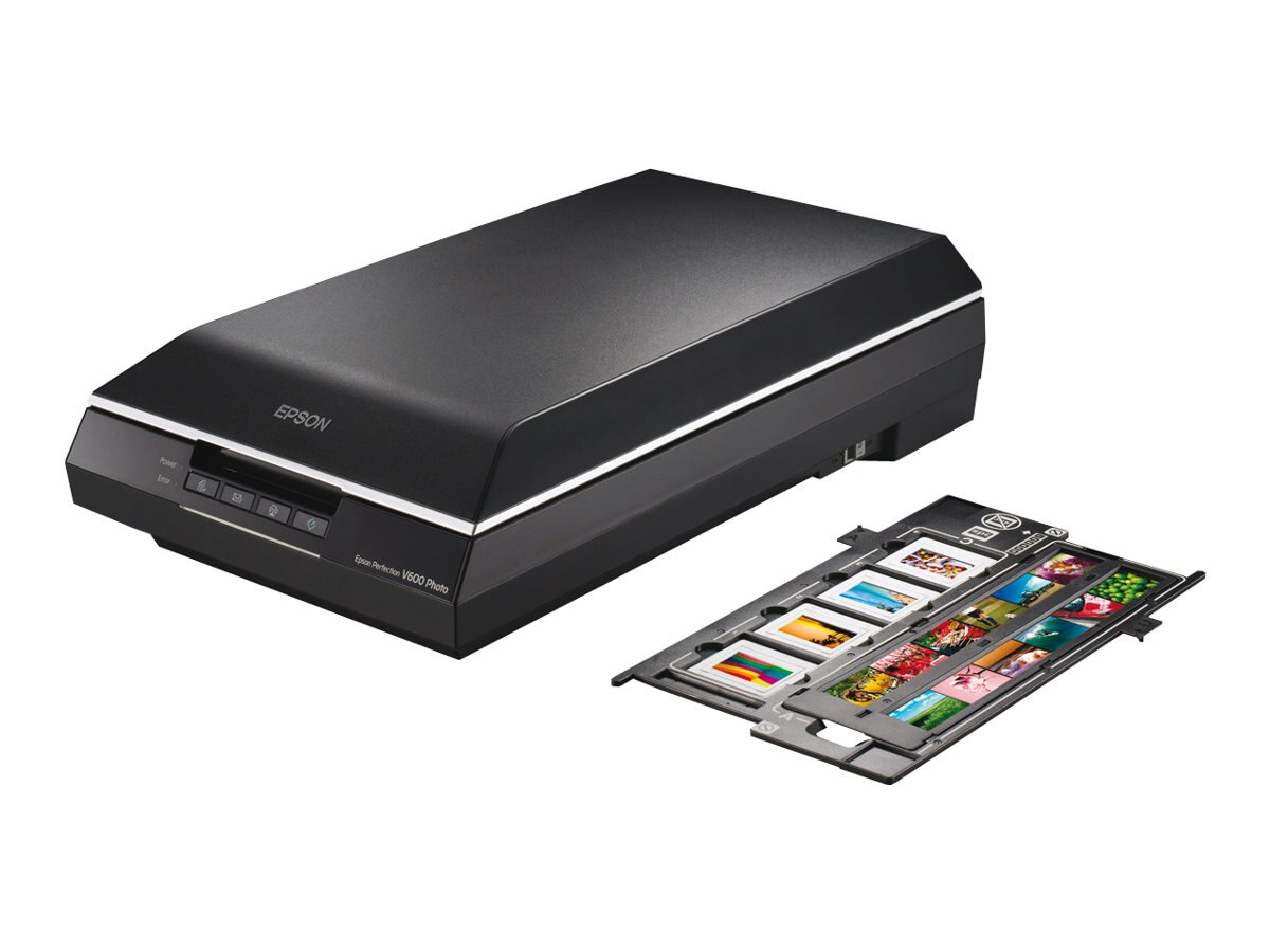Epson Perfection V600 Photo Scanner - $229.99 less instant rebate of $2.00