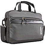 Case Logic Subterra 13 Laptop Attache Case, Gray, TSAE2113GRAY, 17942002, Carrying Cases - Notebook