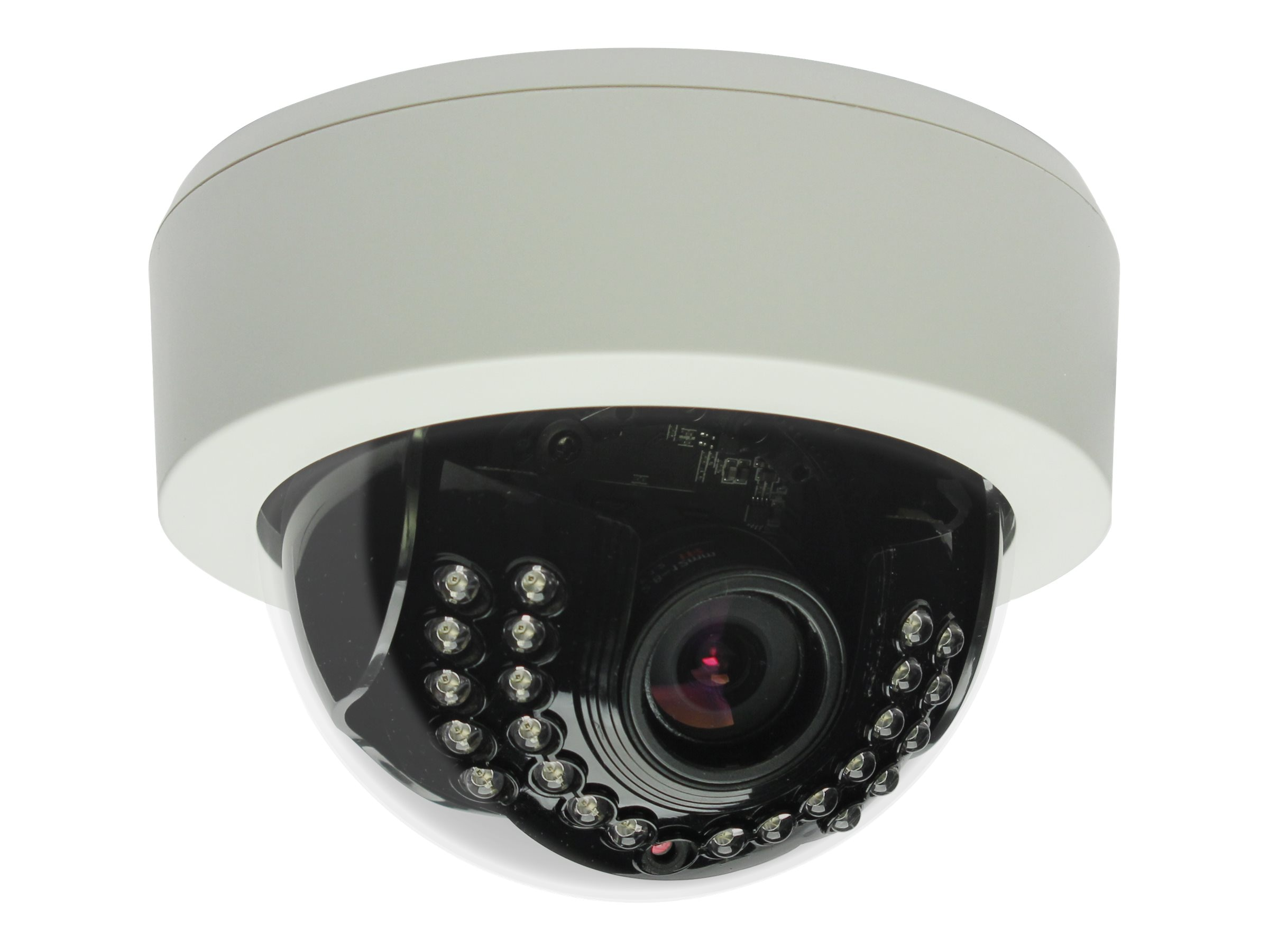 Toshiba 960H Indoor Day Night True WDR Analog Dome Camera, IKS-D207