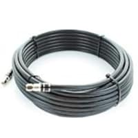 Wilson RG11 F-Male Coaxial Cable, Black, 50ft, 951150, 17980447, Cables