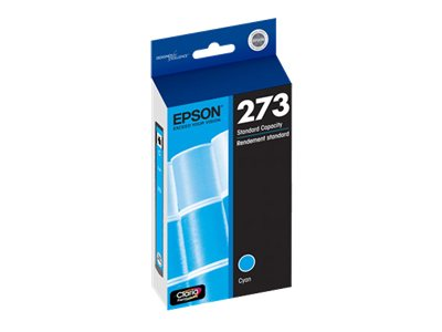 Epson Cyan #273 Ink Cartridge, T273220