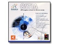 Pharos Ostia Navigation Software for US, NAV01, 6580288, Software - Maps & Travel