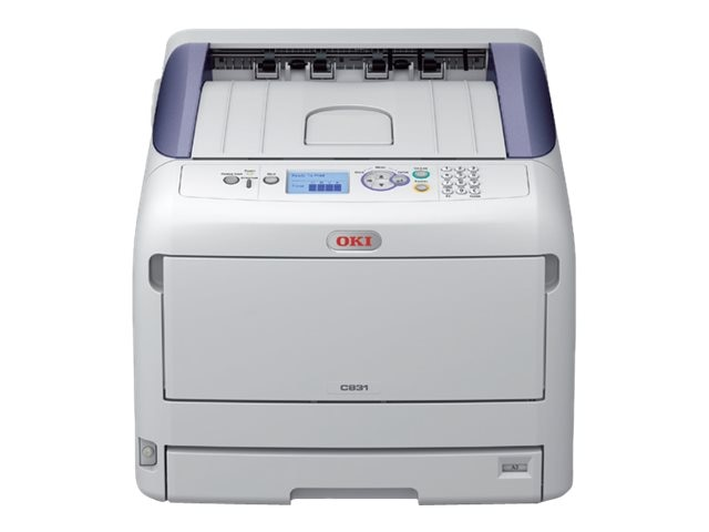 Oki C831dn Digital Color Printer, 62441004