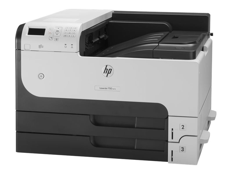 HP LaserJet Enterprise 700 M712dn Printer (replaces q7545a -laserjet 5200tn), CF236A#BGJ, 14744799, Printers - Laser & LED (monochrome)