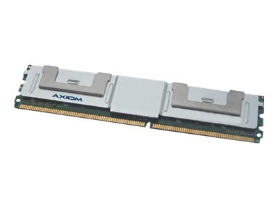 Axiom 32GB (8x4GB) PC2-6400 DDR2 800MHz FB DIMM Kit, AX18691401/8, 15764783, Memory