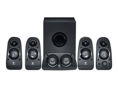Logitech Z506 5.1 Speakers, 980-000430