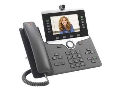 Cisco IP Phone 8845, CP-8845-K9=, 25360707, VoIP Phones