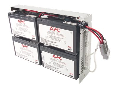 APC Replacement Battery Cartridge #23 for SU1000RM and SUA1000RM models, RBC23, 346945, Batteries - Other