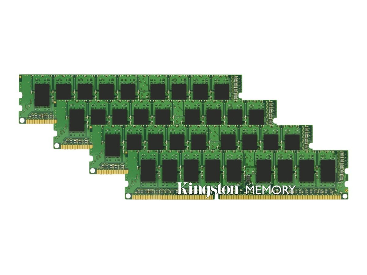 Kingston 32GB PC3-10600 240-pin DDR3 SDRAM DIMM Kit for Select ProLiant, Workstation Models