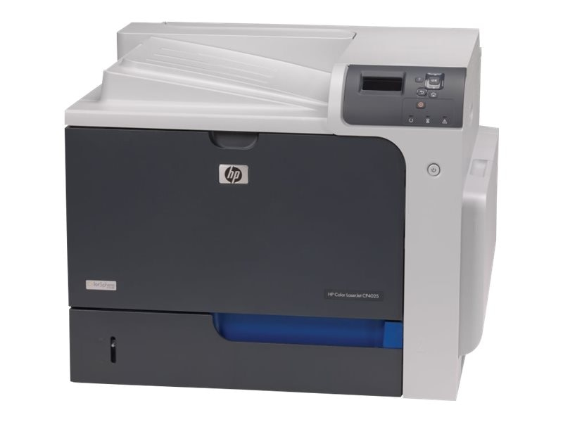 HP Color LaserJet Enterprise CP4025dn Printer - 220V ( replaces cb504a#ak2), CC490A#AAZ, 10697921, Printers - Laser & LED (color)